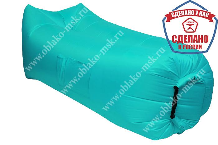 Надувной диван (Lamzac) Comfort Бирюзовый