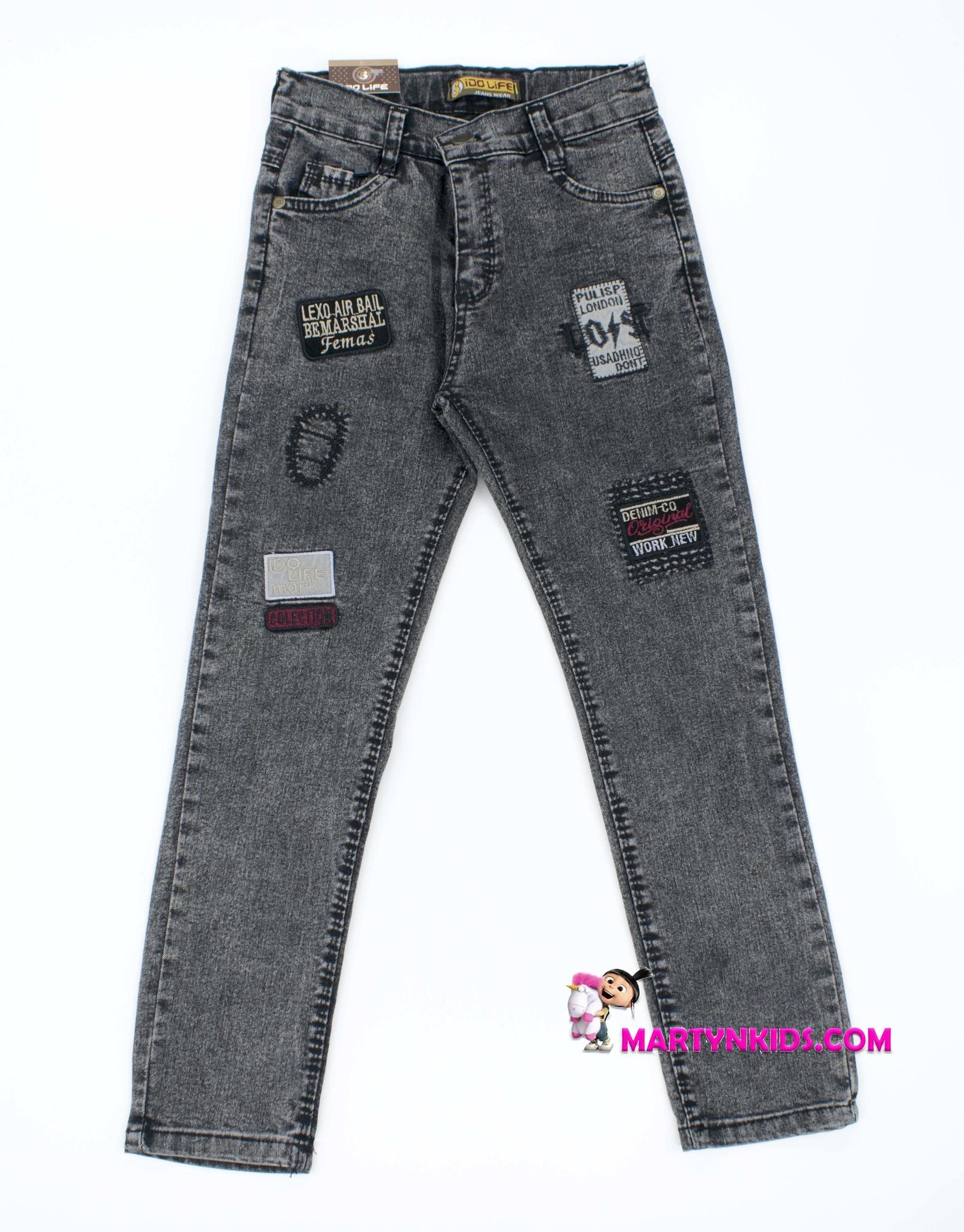 2437  джинсы IDO LIFE стрейч