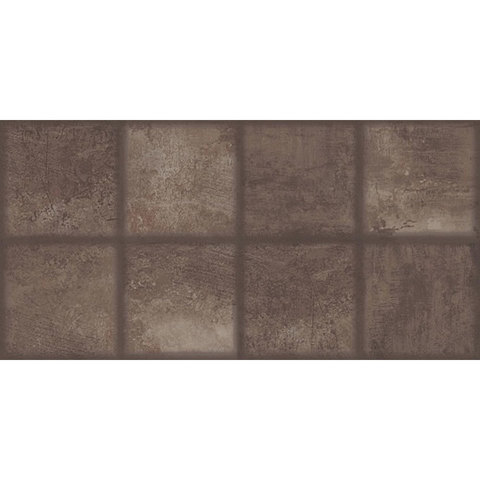 Настенная плитка Idalgo Dark (31,5х63 см) коричневый (кв.м)