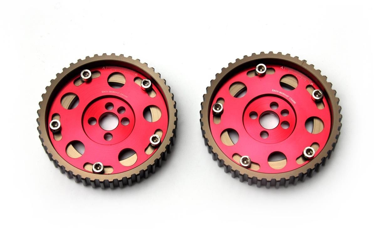 Шестерни разрезные на Nissan CA18DET CA18DE cam pulley