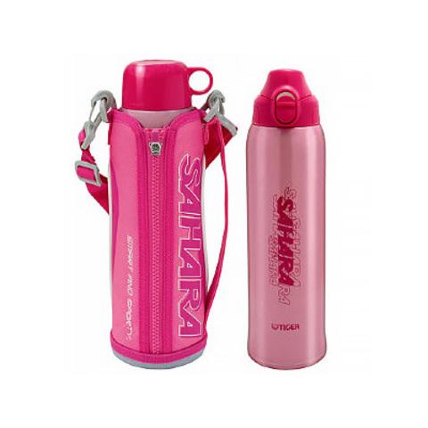 Термос Tiger MMN-W (0,8 литра), розовый