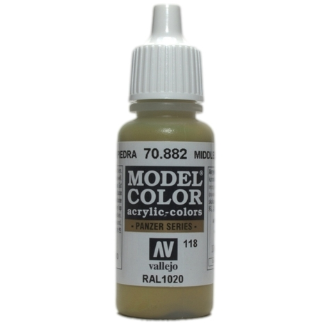 Model Color Middlestone 17 ml.