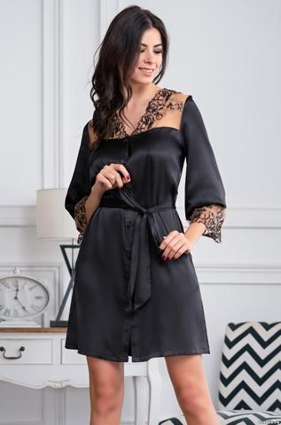 Рубашка халат на пуговицах MIA-Amore AMANDA АМАНДА 3637