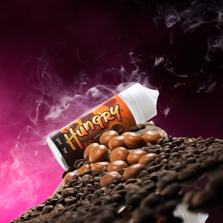 Hungry 120 мл Coffee Toffee