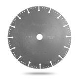 Алмазный диск для резки металла Messer F/MT. Диаметр 125 мм.