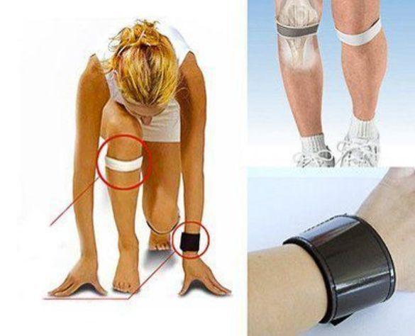 Поможет бороться с болью как в руках, так и ногах