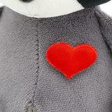 Енотик Дэнни Влюбленное сердце (Orange Toys)