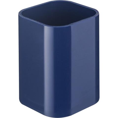 Подставка-стакан для канцелярских мелочей Attache синяя