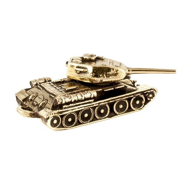 Танк Т-34-85 из бронзы RH01307