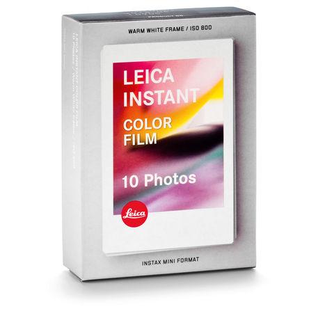 Пленка Leica Sofort, цветная
