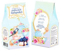 Подарочный чай-домик