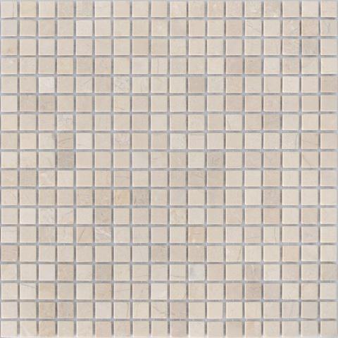 Мозаика Crema Marfil MAT 15x15x4 305х305