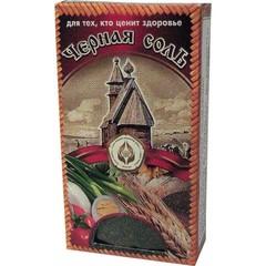 Соль Черная мелкого помола  100 г.(Соло-Ко)