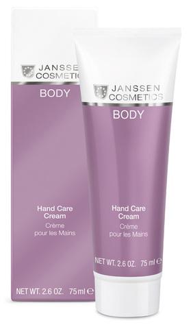 Увлажняющий восстанавливающий крем для рук,Janssen Cosmetics, 75 мл.