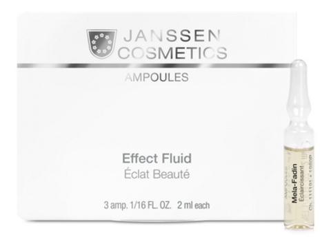 Осветляющие ампулы Janssen Мela-Fadin,7амп.х2 мл.