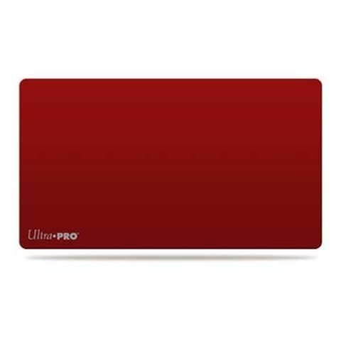 Solid Red Playmat (UP)