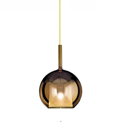 Подвесной светильник копия GLO by Penta (золотой, D20)