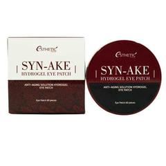 Esthetic House Syn-Ake Hydrogel Eye Patch - Омолаживающие гидрогелевые патчи со змеиным пептидом