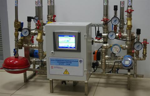 Разработка и производство автоматики для тепловых пунктов