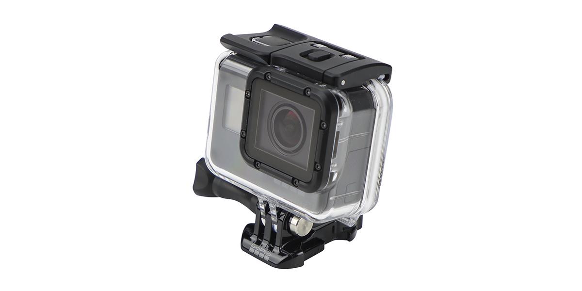 Водонепроницаемый бокс GoPro Super Suit Housing (AADIV-001) с камерой