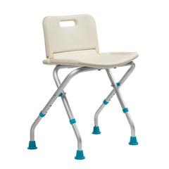 Складной стул для купания в ванной и душе LUX-600
