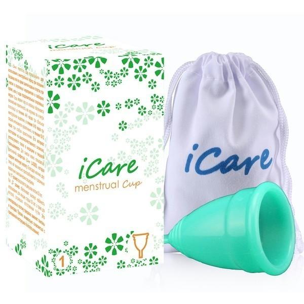 iCare нежно-салатовая