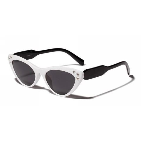 Солнцезащитные очки 18701001s Белый - фото
