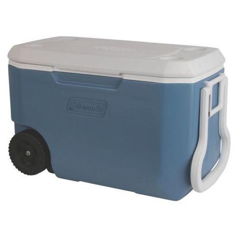 Изотермический контейнер (термобокс) Coleman 62 Qt Wheeled (термоконтейнер, 59 л.)