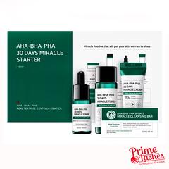 Мини-набор кислотных средств для проблемной кожи AHA-BHA-PHA