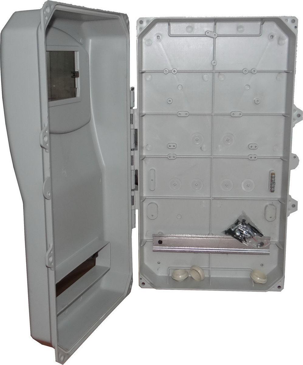 ЩУРН-П-1ф/3ф-10 (494х300х135) пластик IP54 TDM