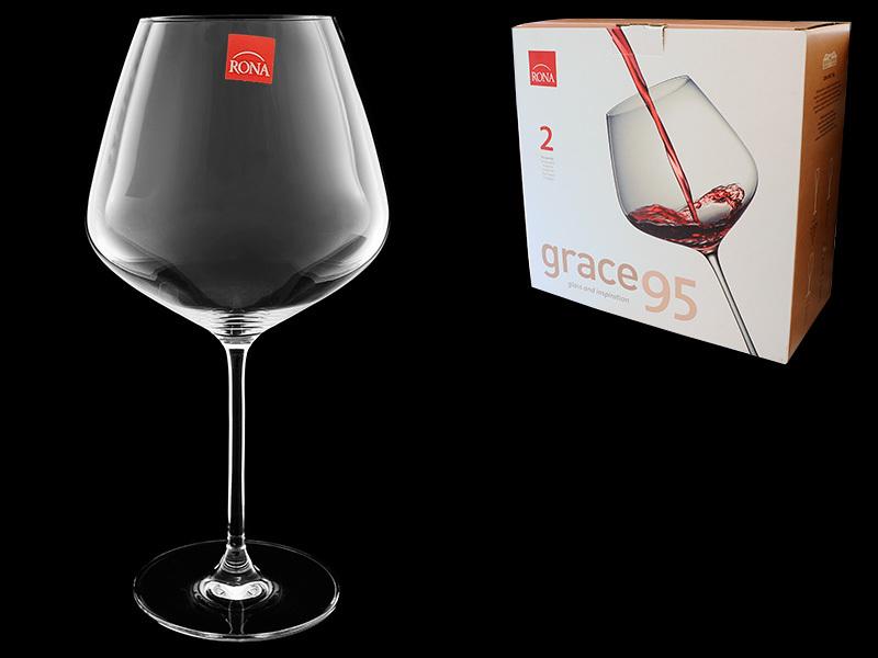 Набор бокалов для красного вина «Grace»