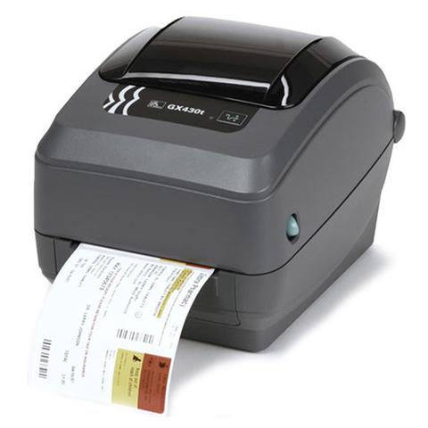 Принтер этикеток Zebra GX430t