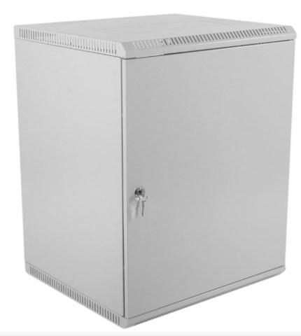 Шкаф ЦМО телекоммуникационный настенный разборный 12U (600 × 650) дверь металл ЦМО ШРН-Э-12.650.1