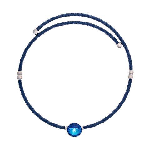 Колье Royal Blue Delite B1802.23 BL/S