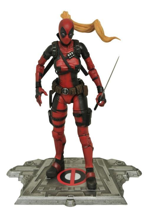 Фигурка Леди Дэдпул (Lady Deadpool) - Marvel Select