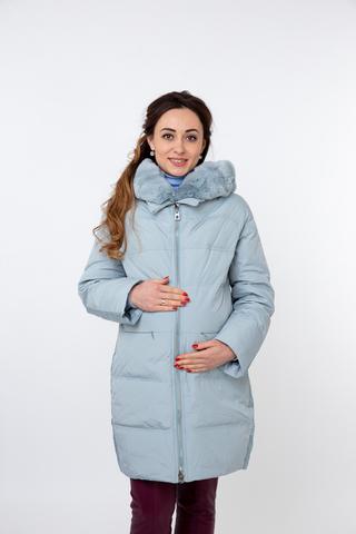 Куртка для беременных 09828 мятный