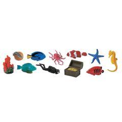 Набор фигурок Коралловый риф, Safari Ltd.