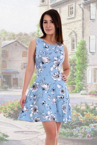 Платье 697