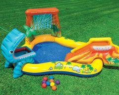 Intex Детский игровой надувной центр