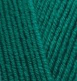 Пряжа Alize Lanagold 507 темный изумруд