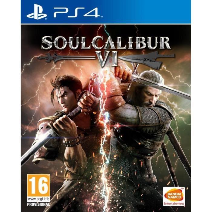 Игра SoulCalibur VI [PS4, русские субтитры]