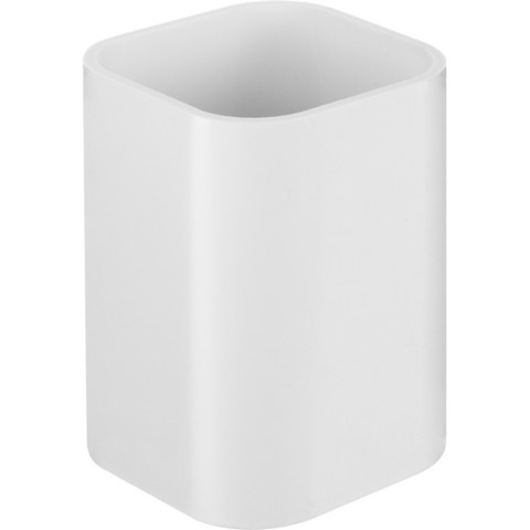 Подставка-стакан для канцелярских мелочей Attache белая