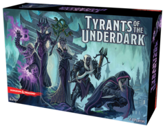 D&D – Tyrants of the Underdark Board Game