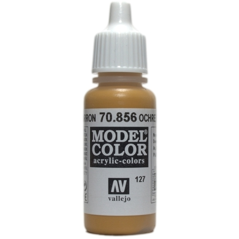 Model Color Ochre Brown 17 ml.