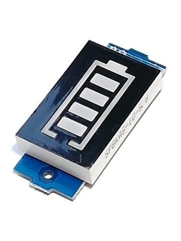 Индикатор уровня заряда литиевых батарей 3S