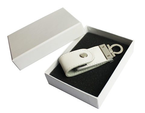 коробка для флешки картонная