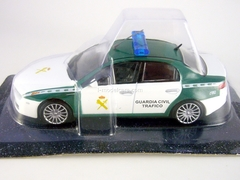 Alfa Romeo 159 National Guard of Spain 1:43 DeAgostini World's Police Car #43