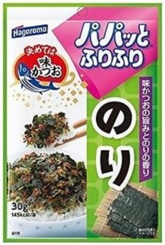 Приправа Хагоромо для риса с водорослями нори