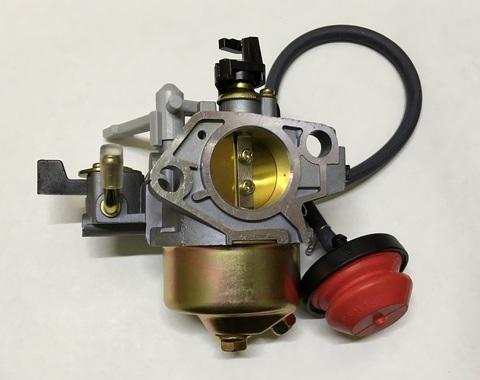 Карбюратор для двигателя снегоуборщика с подкачкой ( 13-15 л/с )