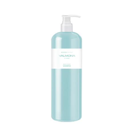 EVAS VALMONA Шампунь для волос УВЛАЖНЯЮЩИЙ Recharge Solution Blue Clinic Shampoo
